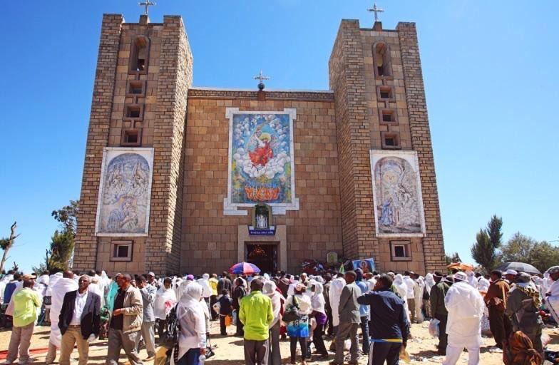 Kulubi (Feast Of Saint Gabriel)